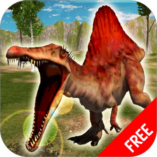 spinosaurus simulator dinosaurs fighting world by kittipong