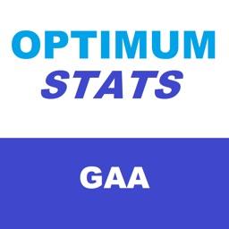 Optimum Stats : GAA Statistics