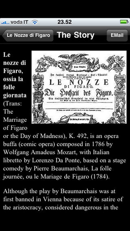 Opera: The Marriage of Figaro (Le Nozze di Figaro) screenshot-2