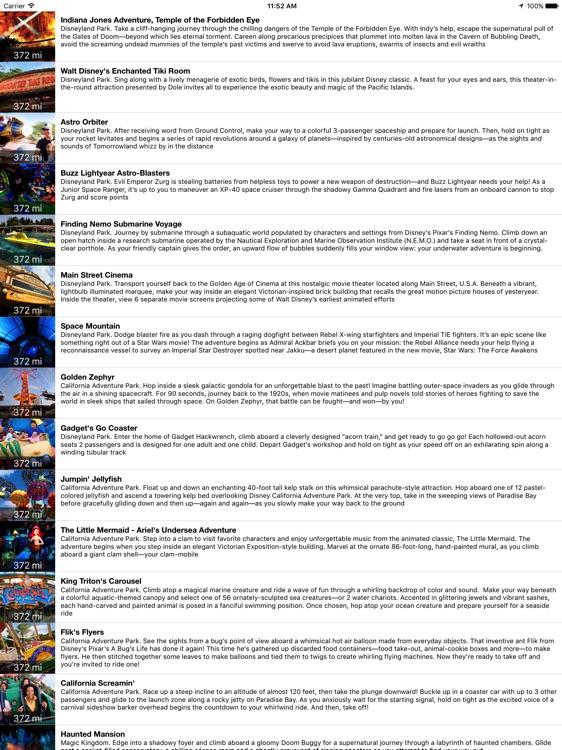 MotorCo Guide for Disneyland