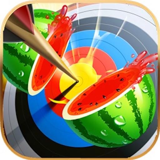 Fruit Pen Shoot iOS App