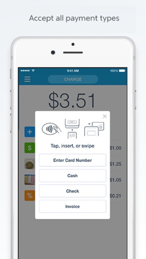 Paypal here point of sale on the app store iphone screenshots reheart Images