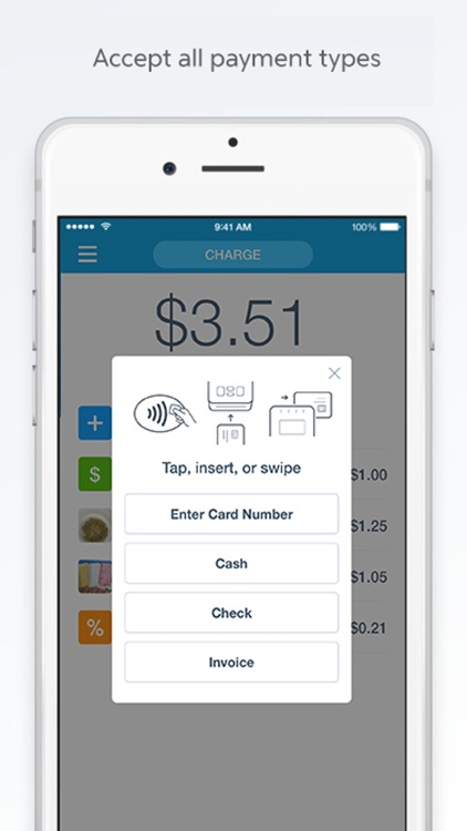 PayPal Here - Point of Sale screenshot-3