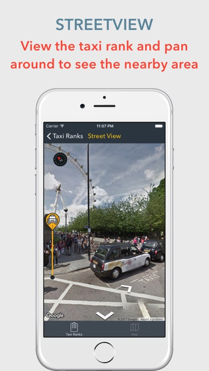 Taxi Ranks London - Public Transport London screenshot-3