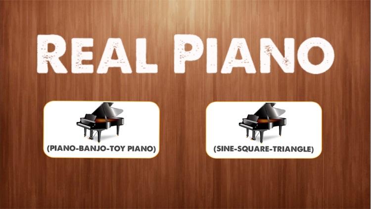 Real Piano :Piano App screenshot-4