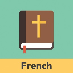 French and English KJV Bible