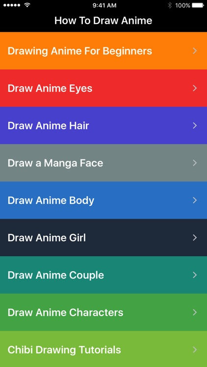 How To Draw Anime - Manga Drawing Step by Step
