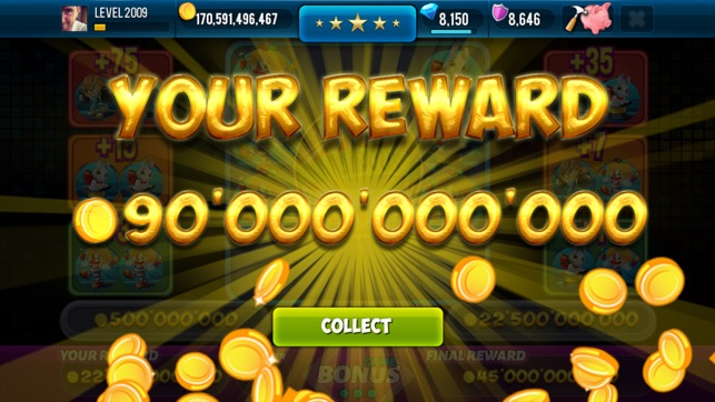 Miracle Circus Slots Screenshot