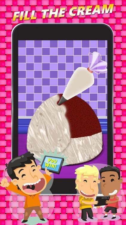 Princess Sweet Cake Maker Kids Cooking Game