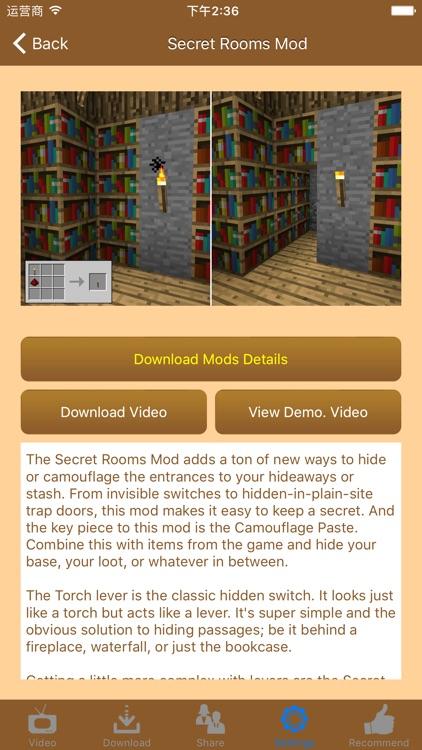 Latest Furniture Mods for Minecraft (PC) screenshot-4