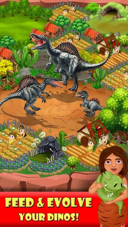 DINO ZOO - Jurassic Dinosaur world Fighting games screenshot-3