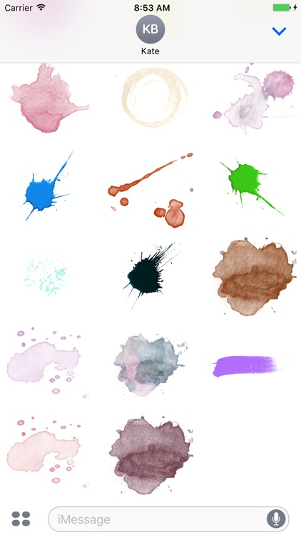 Messy Stains screenshot-4