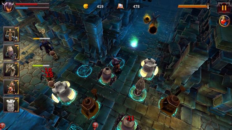 Dungeon Crisis screenshot-0