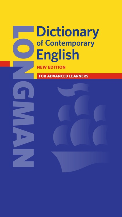 Longman Dictionary of Contemporary English LDOCE5