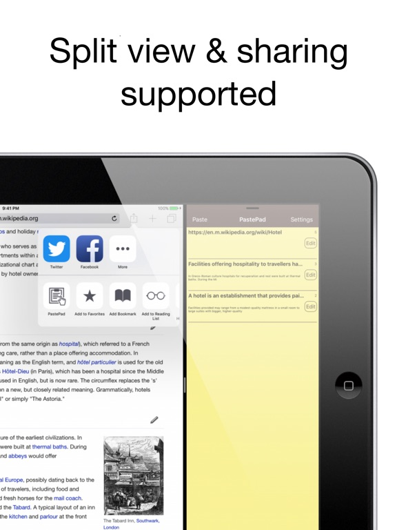 PastePad Template Notebook | App Price Drops