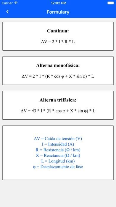 download Cálculos Eléctricos PRO apps 0