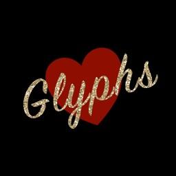 Love Glyphs