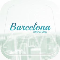 Barcelona, Spain - Offline Guide -
