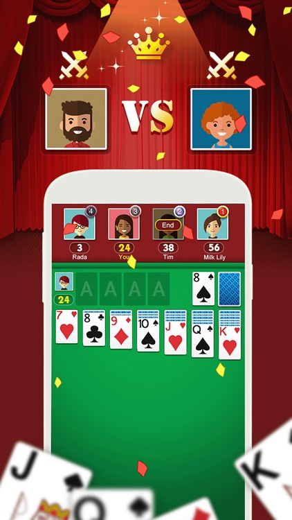 ⋆Solitaire⋆ screenshot-2