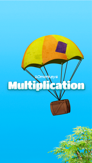 ‎10monkeys Multiplication Screenshot