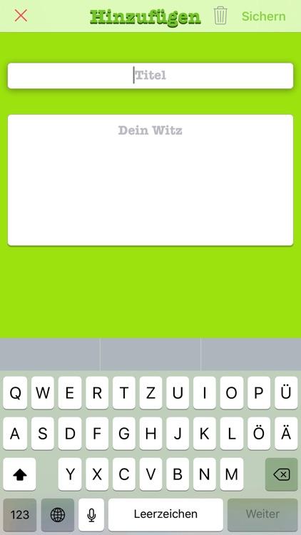 Lieblingswitze - Die besten Witze screenshot-4