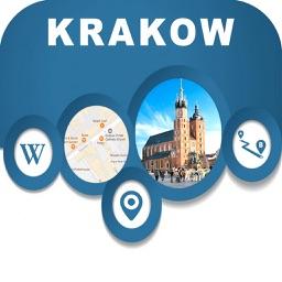 Krakow Poland Offline City Maps Navigation Transit