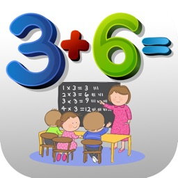 Math Game for Kids funny
