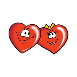 Valentine's Day Hears