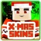 Try the best Christmas, New Year and Winter Skins for  Minecraft