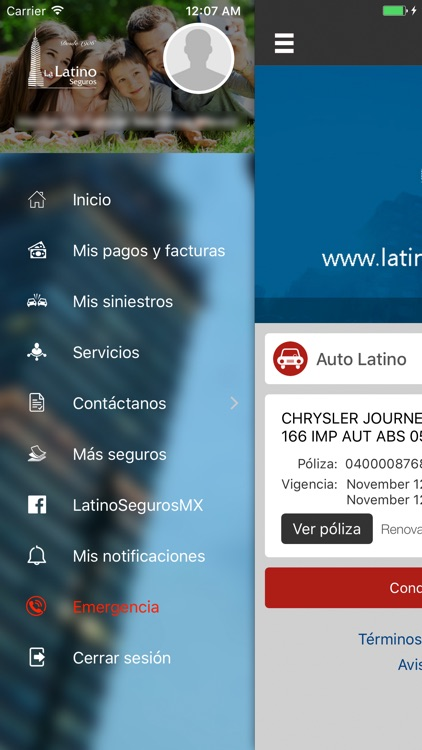 Mi Portal Latino screenshot-2