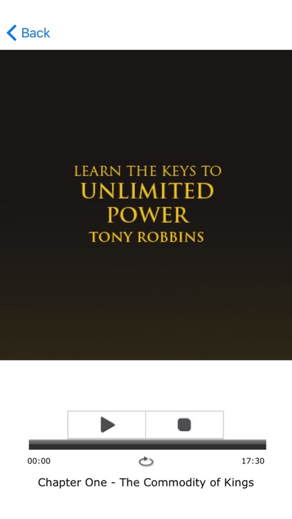 Unlimited Power by Tony Robbins - Meditation Audio screenshot-3