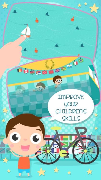 Nursery Games - Sports Edition screenshot-3