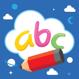 ABC Tracing Letters Handwriting Practice for Kids