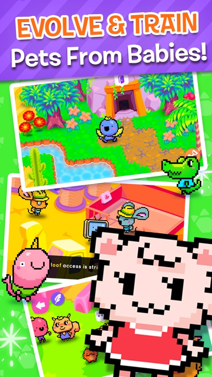 Pakka Pets Village - Build a Cute Virtual Pet Town