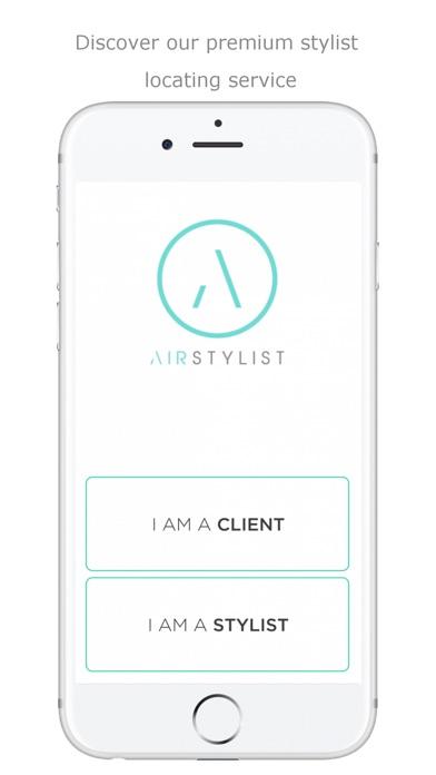 AirStylist app image