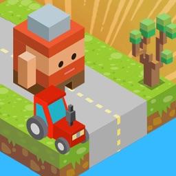 Blocky Juju - Blocky Pet Racing Games For Kids