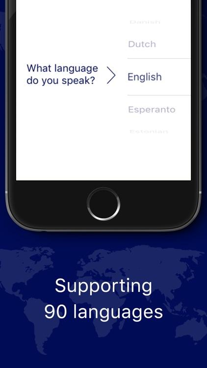 Web Page Translator for Safari