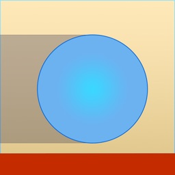 Tunnel Ball 2D - Bounce and Avoid