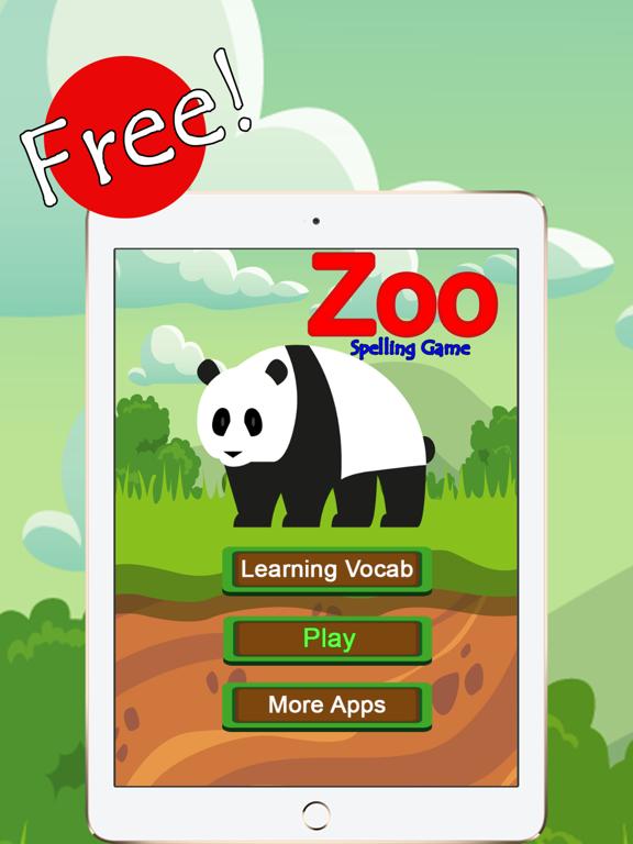 Zoo Phonics Spelling Alphabet Games For Kids Free   App