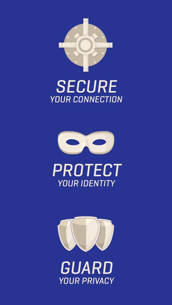 Rocket VPN – VPN Proxy Anonymous Browsing Screenshot