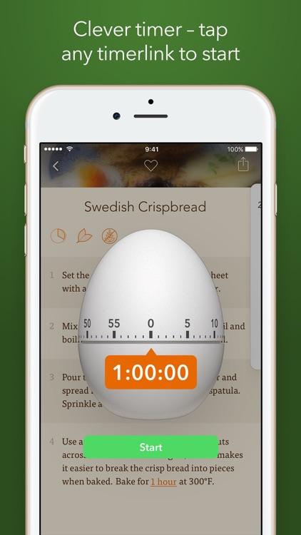Veggie Meals – Simple Vegetarian Recipes screenshot-3