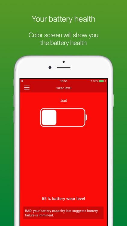 Battery Health - Your Battery Doctor screenshot-3