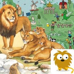 LeYo!: Mein großer Atlas der Erde und ihrer Tiere