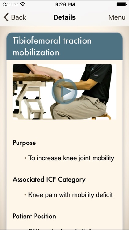 Clinical Pattern Recognition: Knee pain screenshot-4