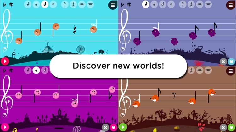Music4Kids - Learn and compose music through play