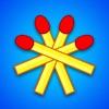 マッチ棒パズルゲーム (Matchsticks puzzle game)