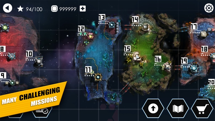 Tower Defense: Invasion screenshot-4