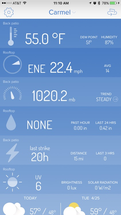 WeatherFlow Smart Weather screenshot-0