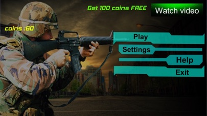 War of Commando Rescue Hostage screenshot one