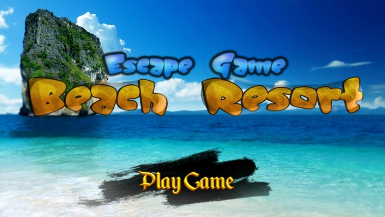 Can You Escape Beach Resort